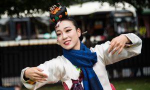DANCE OF JAPAN