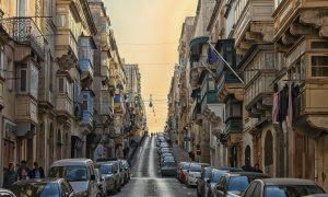 STREET OF MALTA